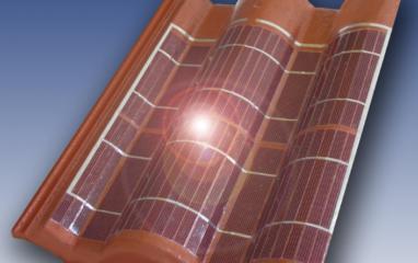 PVROOF - napelemes tetőcserép